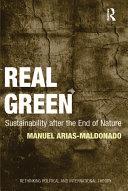 Real Green [Pdf/ePub] eBook