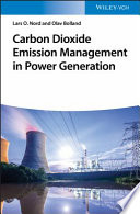 Carbon Dioxide Emission Management in Power Generation