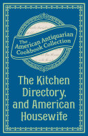 Pdf The Kitchen Directory, and American Housewife Telecharger