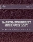 Master Submissive Bdsm Contract