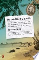 MacArthur s Spies