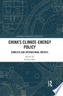 China's Climate-Energy Policy