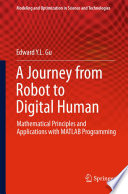 A Journey From Robot To Digital Human Book PDF