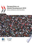 Perspectives On Global Development 2012 Social Cohesion In A Shifting World