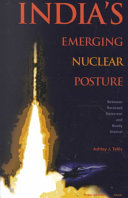 Pdf India's Emerging Nuclear Posture Telecharger