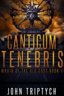 Canticum Tenebris Book