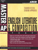 English Literature and Composition