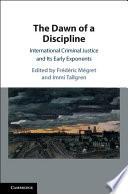 The Dawn Of A Discipline