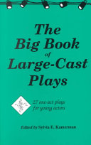 The Big Book of Large cast Plays