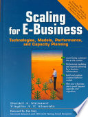 Scaling for E business