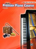 Premier Piano Course  Jazz  Rags   Blues Book 4