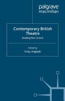 Contemporary British Theatre Pdf/ePub eBook