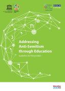 Addressing anti semitism through education
