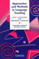 Approaches and Methods in Language Teaching Description and Analysis