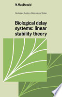Biological Delay Systems