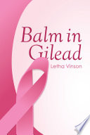 Balm in Gilead Book