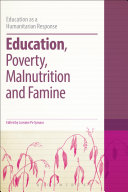 Education  Poverty  Malnutrition and Famine