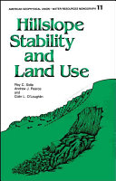 Hillslope Stability and Land Use