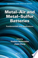 Metal Air and Metal Sulfur Batteries