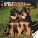 German Shepherd Puppies 2014 18-month Calendar