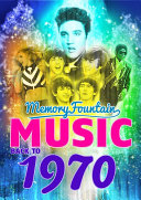 1970 MemoryFountain Music  Relive Your 1970 Memories Through Music Trivia Game Book Layla  Bridge Over Troubled Water  Let It Be by Beatles  and More