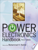 """Power Electronics Handbook"" by Muhammad H. Rashid"