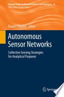 Autonomous Sensor Networks Book PDF