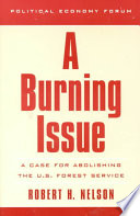 A Burning Issue Book