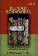 Blended Boundaries