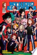 My Hero Academia  Vol  4