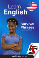 Learn English - Survival Phrases English