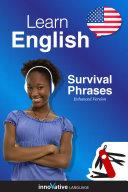 Learn English - Survival Phrases English (Enhanced Version)