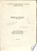 A Directory Of Graduate Deans At Leading United States Universities 1872 1970