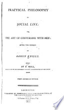 Practical philosophy of social life