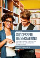 Successful Dissertations