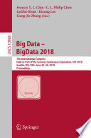 Big Data     BigData 2018 Book