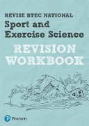 Revise BTEC National Sport and Exercise Science Revision Workbook