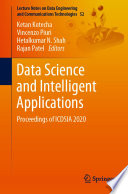 Data Science and Intelligent Applications