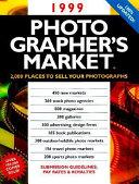 1999 Photographer's Market