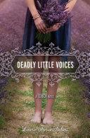 Deadly Little Voices: A Touch Novel Pdf/ePub eBook