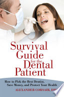 Survival Guide for the Dental Patient Book