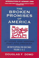 The Broken Promises of America  G Z
