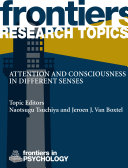 Attention and consciousness in different senses