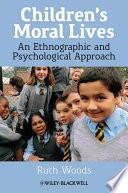 Children s Moral Lives Book