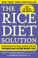 Pdf The Rice Diet Solution