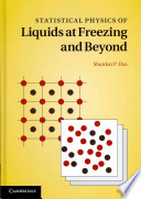Statistical Physics Of Liquids At Freezing And Beyond Book PDF