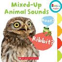 Mixed Up Animal Sounds