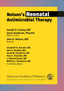 Nelson s Neonatal Antimicrobial Therapy
