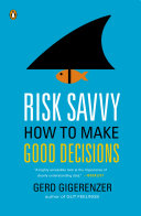 Risk Savvy [Pdf/ePub] eBook