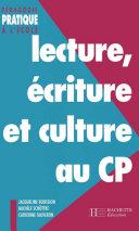 Pdf Lecture, écriture et culture au CP Telecharger